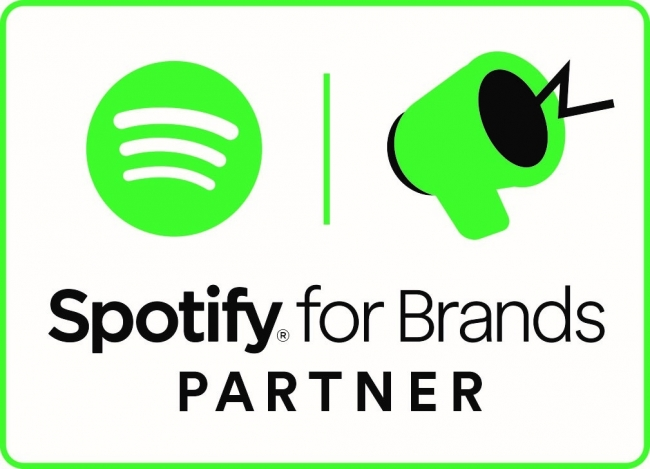 Spotify for Brands PARTNERに認定されました!