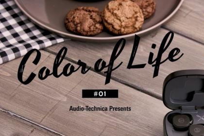 audio-technica <br>Color of Life
